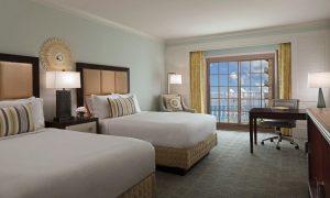 Ritz Carlton Naples Guestroom
