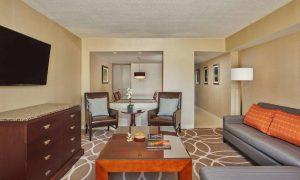 Hyatt Lexington Deluxe Suite