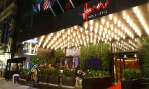 Hotel Henri Entrance