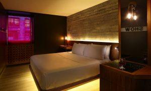 Hotel Hayden Guestroom