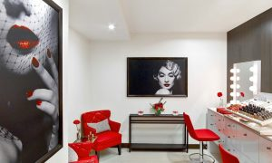 The Red Door Spa Makeup Studio