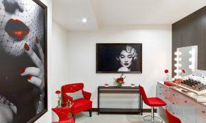 The Red Door Spa Makeup Studio