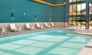 Hilton Boston Dedham Pool