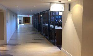 Hilton Boston Dedham Public Space