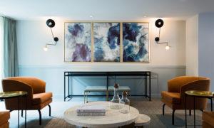 Kimpton Lorien Guest Living Room